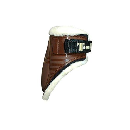 TdeT strijkbescherming schaap, donkerbruin, small