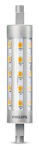 Philips ampoule LED Crayon R7s 118mm 65W Equivalent 60W Blanc