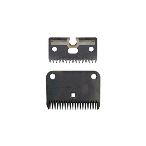 """Schermessersatz """"R8"""" passend für Schermaschine KL720 und EG720 - 31/15 Zähne - 3mm Schnitthöhe - Made in Germany"""