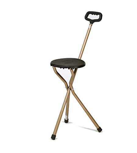 Drive Medical 10365- Bastone con sedile medicale non regolabile