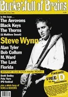 Bucketfull of Brains #65 Winter 2003 Steve Wynn Cover (Bucketfull of Brains, #65)