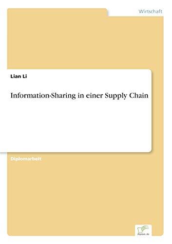 Information-Sharing in einer Supply Chain
