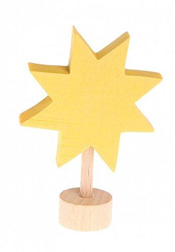 Grimms Spiel Und Holz Design Grimm's Stecker Stern