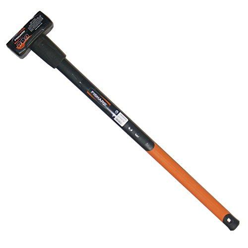 Fiskars 120030 Maza universal, Negro/Naranja