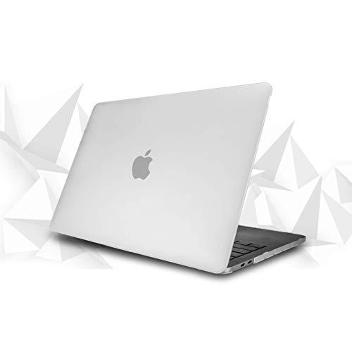 SWITCHEASY Hartschalenetui für MacBook Pro 13 Zoll (2020) A2289 A2251, Kratzschutzbeschichtung, Fingerabdruckschutz - Transparent
