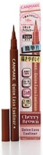 キャンメイク クイックイージーアイライナー02 チェリーブラウン 0.5g