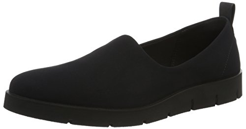 ECCO Damen Bella Slip-on, Black/Black, 37 EU