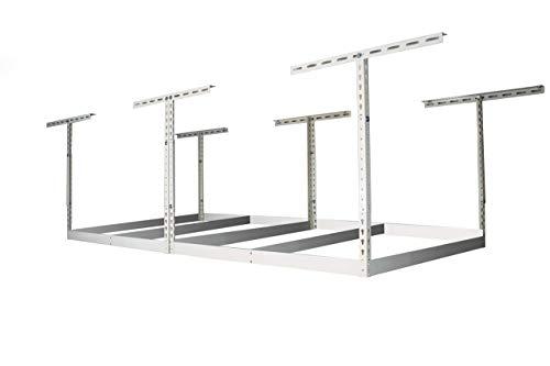 MonsterRax Storage Rack Frame in White