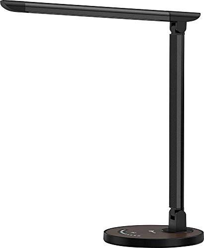 TaoTronics TT-DL13-sw TT-DL13-sw LED-Schreibtischleuchte 14W Schwarz