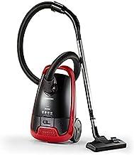 مكنسة كهربائية توشيبا بفرشاة للستائر، 1600 وات، احمر VC-EA1600