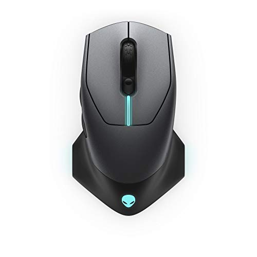 Alienware 610M Gaming-Maus (kabellos, kabellos, kabellos) 545-BBCI