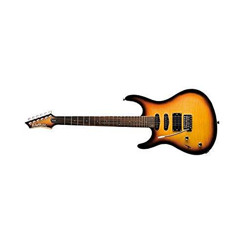 Washburn Rx20f vsb lh elektrische gitaar voor linkshandigen