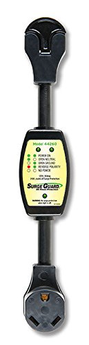 Technology Research Corp 44260 30 Amp Portable Surge Protector