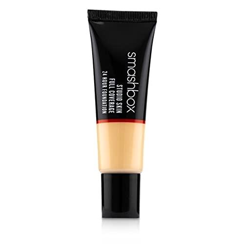 Smashbox Studio Skin Full Coverage 24 Hour Foundation - 1.15 Fair Light Warm Peach
