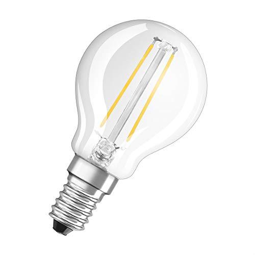 Osram 203301 Retrofit Classic Ampoule LED E14 2,1 W Plastique Blanc