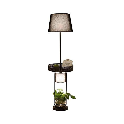SXRKRZLB Lámpara de pie de la Sala decoración del Dormitorio Simple cabecera Estudio de la lámpara Creativa Moderna Sofá Mesa de Nordic lámpara de Mesa Vertical de la Planta