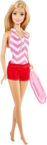 Barbie - CKJ83 - Poupée Mannequin - Sauveteuse