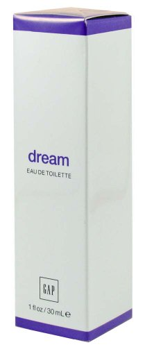 Gap Scents Dream Eau De Toilette Travel Purse Size 1oz Perfume