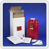 3 Gallon Sharps Mail Back Disposal System