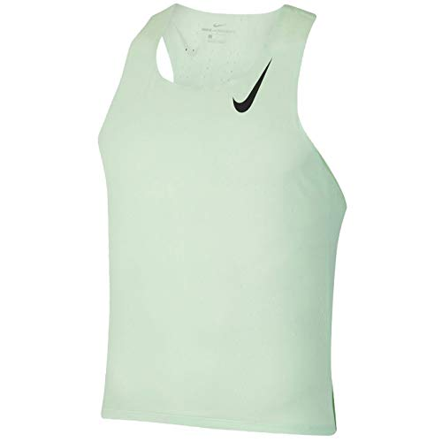 Nike AeroSwift Men's Running Singlet CJ7835-376 Size S