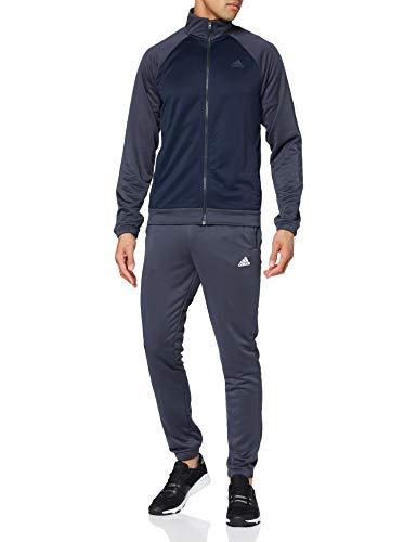adidas Marker TS Survêtement pour homme, bleu (Azutra/Maruni), 192
