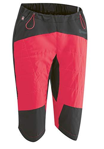Gonso W Moata Rot, Damen Daunen Hose, Größe 38 - Farbe Diva Pink