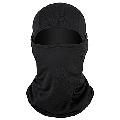 Balaclava Face Covering Adjustable Windproof Sk...