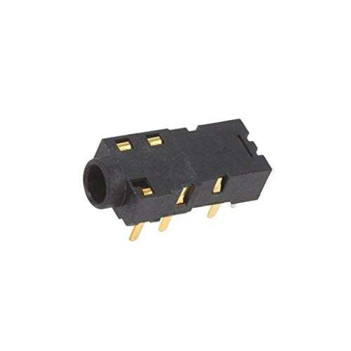 ORJ-4 (FCR684204R) Kontaktdon: optiskt (Toslink) + Jack 3,5mm vinklade 90° THT C