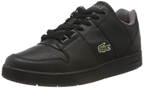 Lacoste Mens 739SMA0051237_41 Sneaker, Black, EU