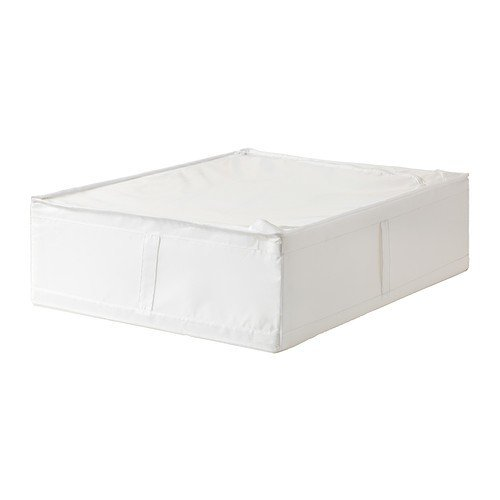 Ikea SKUBB Tasche in weiß; (69x55x19cm)