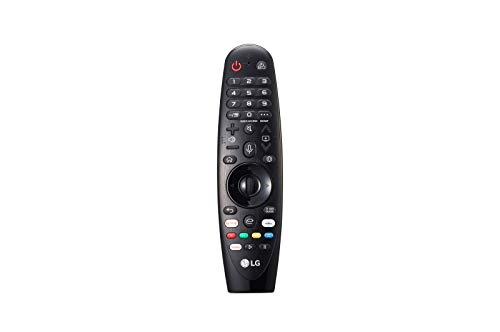 LG Replacement Magic Remote Control for LG (AN-MR19BA) - Black (Renewed)