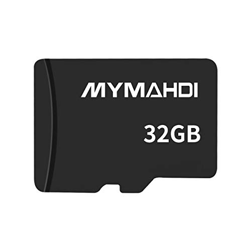 MYMAHDI 32GB Memory Card with SD Card Reader - Bulk Packed