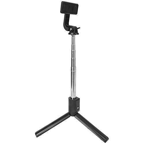Dongyihunk Stick Selfie Stick Extensible para Estudiantes Trípode Stick Selfie con Control Remoto Desmontable
