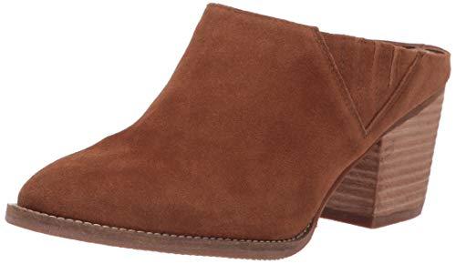 Blondo Women's Norwich Shoe, Camel Suede, 8.0 Medium US