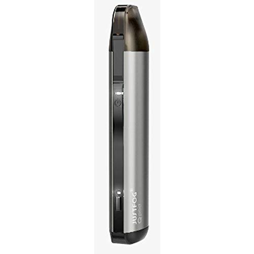 JUSTFOG QPOD KIT - 900 mah - non contiene nicotina (SILVER)