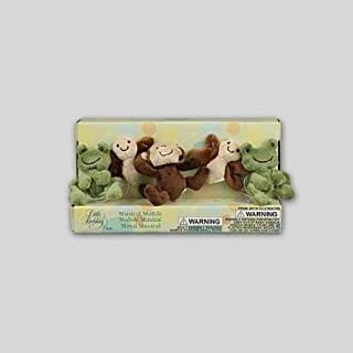 Little Bedding by NoJo Infant's Safari Baby Musical Mobile