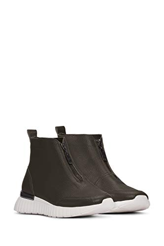 ILSE JACOBSEN HORNBÆK | Tulip 6560 | Light Weight Sneakers | Ganache | EU 38