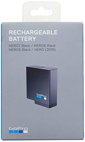 GoPro AABAT-001-ES Batteria ricaricabile GoPro per HERO7 Black, HERO6 Black, HERO5 Black o HERO 2018...