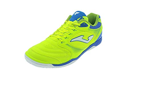Zapatillas FÚTBOL JOMA DRIBLING Indoor DRIW.911.IN - 43 EU 9.5 USA, Amarillo Fluor 911