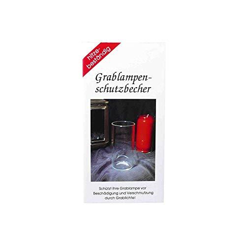 Grablampenschutzbecher 7 Tage | Schutzbecher | Grabkerzen | Grablichter| Laterne
