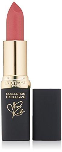 L'Oreal Paris Colour Riche Matte Lipcolour, Matte-Moiselle Pink, 0.13 oz.