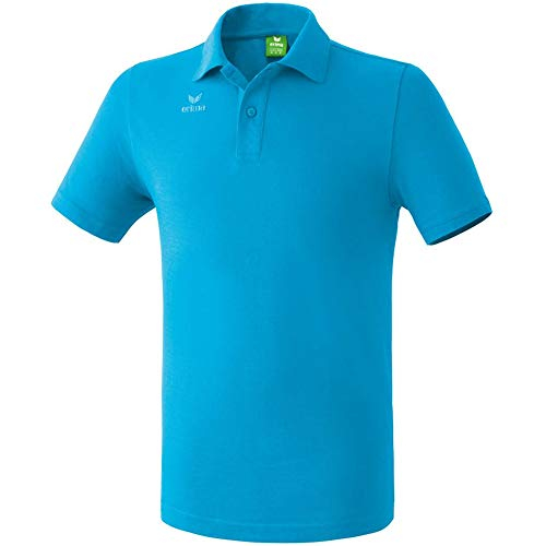 Erima Casual Basics Polo Homme, Curaçao, FR : L (Taille Fabricant : L)