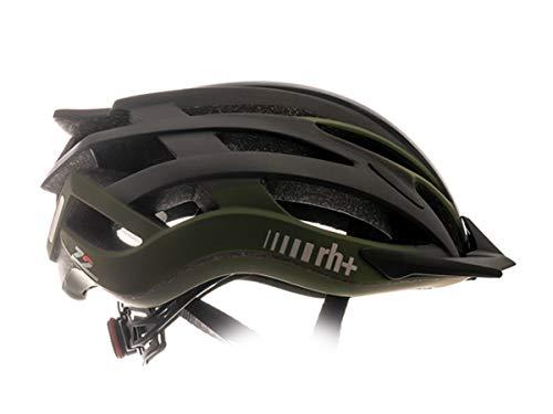 zerorh+ Helmet Twoinone - Casco de Bicicleta Unisex para Adulto, Color Verde...
