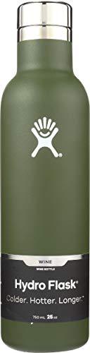 Hydro Flask, Bottle 25 Ounce Wine Olive