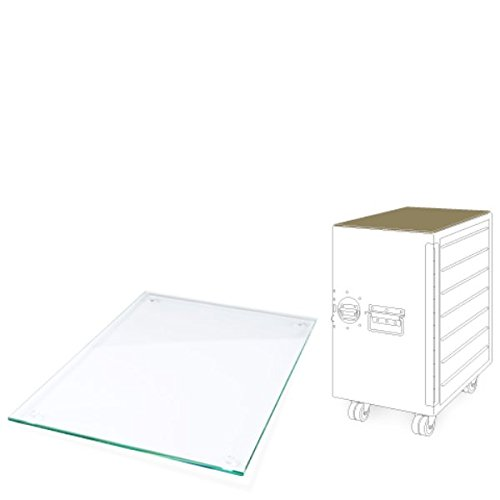 Bordbar Abdeckplatte aus Glas Box
