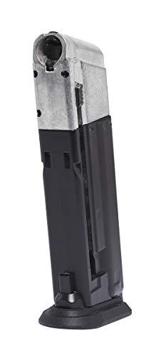 Umarex T4E Walther PPQ .43 Caliber Training Pistol Paintball Gun Marker Magazine, Standard, Black