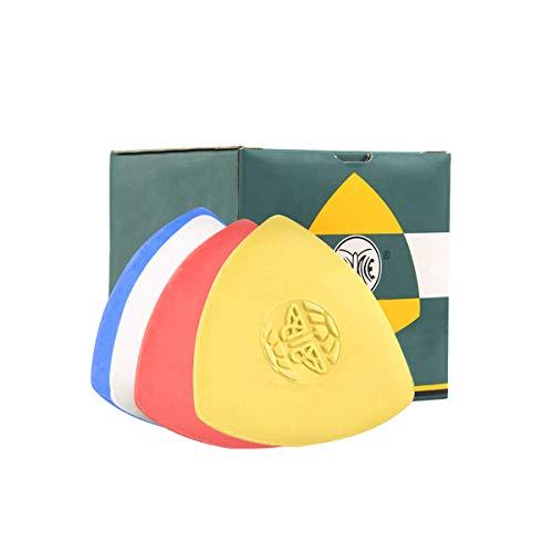 Schneiderkreide, 10 Stück Dreieckskreide Für Nähen Und Markieren Von Stiften (4 Farben)