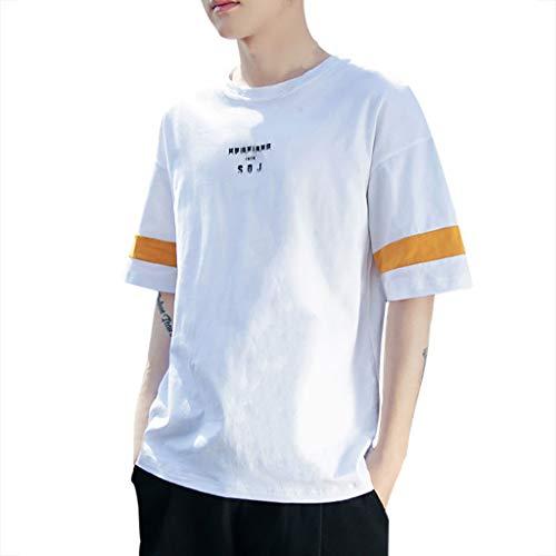 Sylar Camisetas Hombre Manga Corta Camisetas Hombre Originales Moda Camisetas Top Estampado Deportivas Hombre Cuello Redondo Suave Básica Camiseta Tops De Verano Elegante Blusas