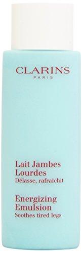 Clarins Emulsione Energizzante per Gambe Stanche, 125 ml