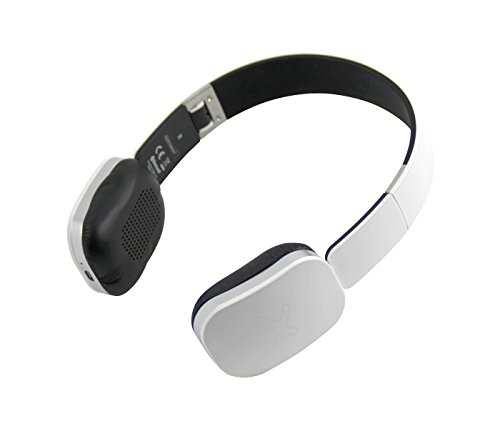 Oferta de Phoenix Technologies Blue Sound Binaural Diadema Blanco auricular con micrófono - Auriculares con micrófono (Binaural, Diadema, Blanco, Inalámbrico, 10 m, Supraaural)